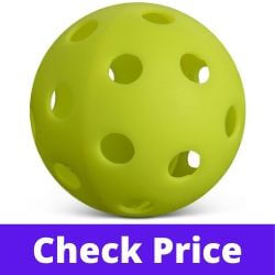 Champion Sports Indoor and Outdoor Pickleball Balls