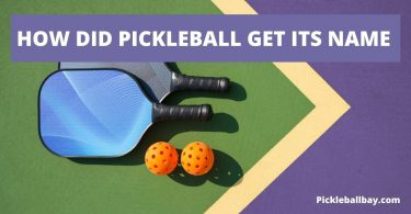 HOW DID PICKLEBALL GET ITS NAME